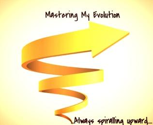 A spiral as we spiral upward