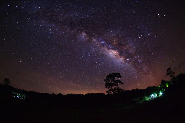 Stary Night Sky