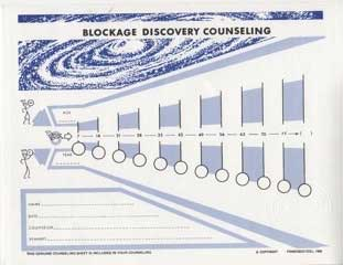 Blockage Discovery counseling: private sessions
