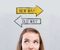 Old Way vs. New Way