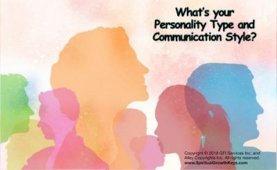 Personality Types and Communication Styles