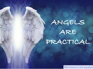 My Guardian Angels Are Practical (Key #6)