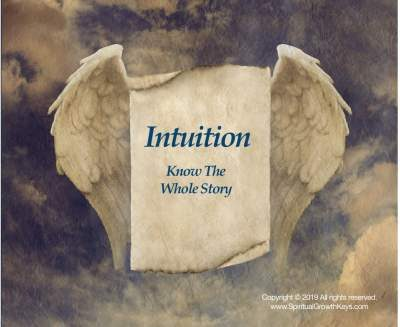 Intuition - The Whole Story