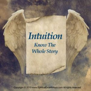 Intuition - Know The Whole Story