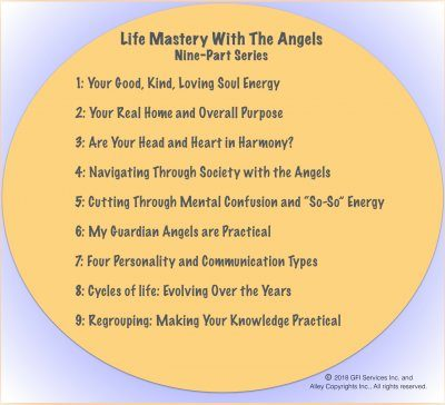 Life Mastery With the Angels