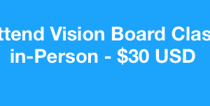 Payment Button For Vision Board Course $30