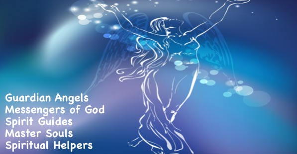 Communicate with angels or spirit guides